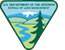 BLM land Authorized Logo