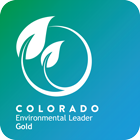 Colorado Environmental Leadership Program Gold Logo