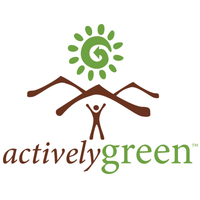 Actively Green Logo