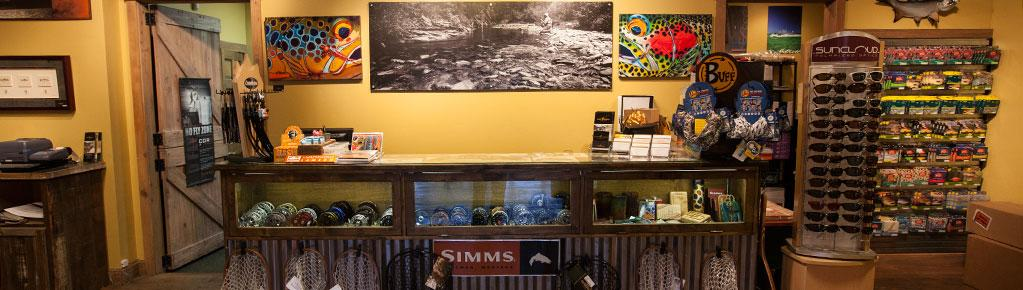 Vail Valley Anglers interior