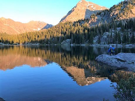 Fly Fishing the Colorado River with Vail Valley Anglers in Vail, CO