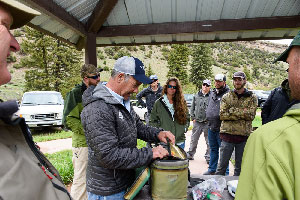 Vail Valley Anglers Fly Fishing Guide Schools in Vail, Colorado.