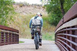 Vail Valley Anglers Guided Fly Fishing Bike & Fish Trips in Vail, Colorado.