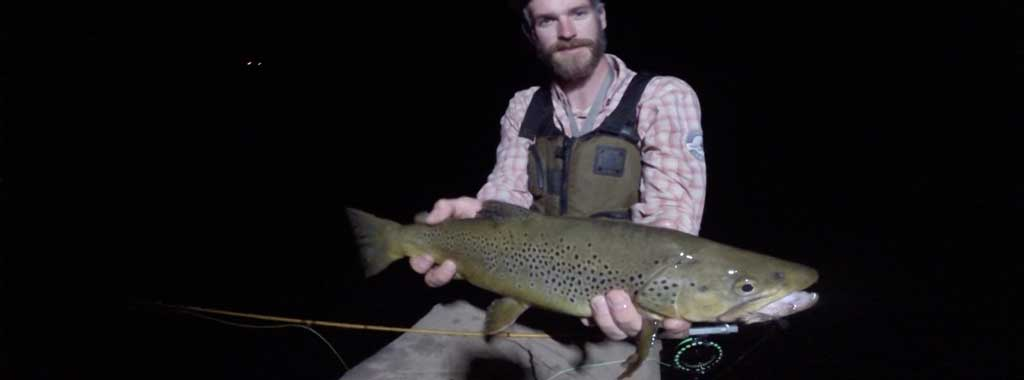 Mousing Guided Fly Fishing Trips
