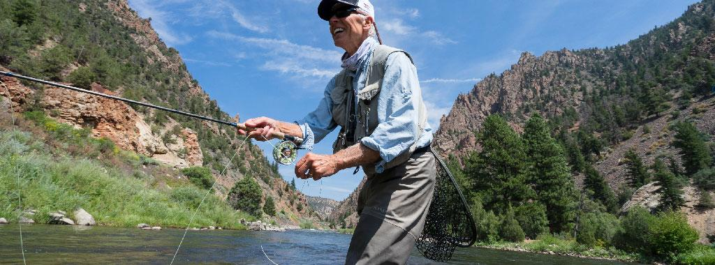 Guided Half Day Private Waters Fly Fishing Trip with Vail Valley Anglers in Vail, Colorado