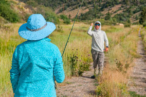 Vail Valley Anglers 2-Hour Introduction to Fly Fishing in Vail, Colorado