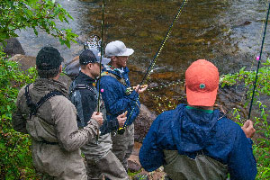 Vail Valley Anglers Full Day Fly Fishing School in Vail, Colorado