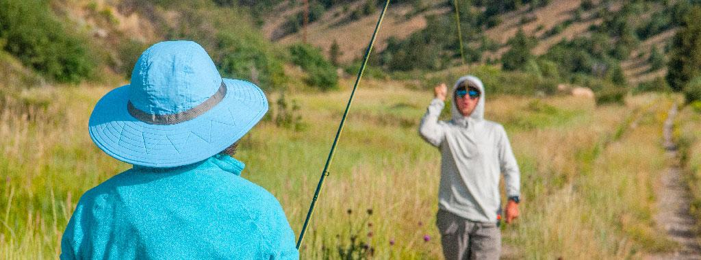 2-Hour Fly Fishing Introduction with Vail Valley Anglers in Vail, Colorado