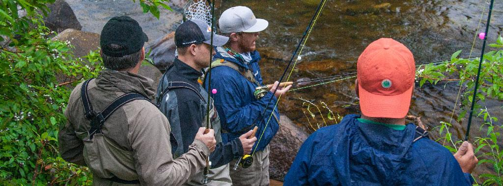 Guided Full Day Fly Fishing School with Vail Valley Anglers in Vail, Colorado