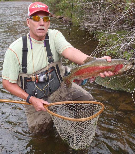 Woody Kiehl, Vail Valley Anglers Float Guide