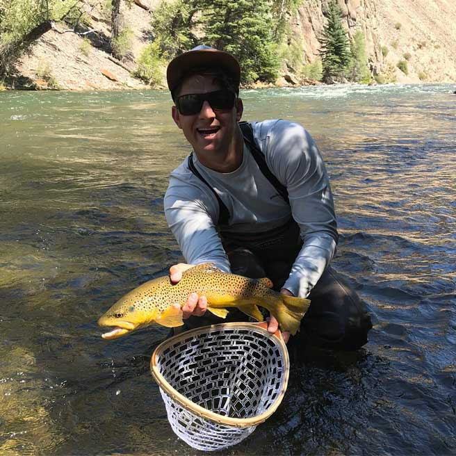 James Leone, Vail Valley Anglers Guide