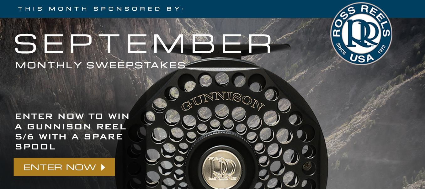 SEPTEMBER SWEEPSTAKES
