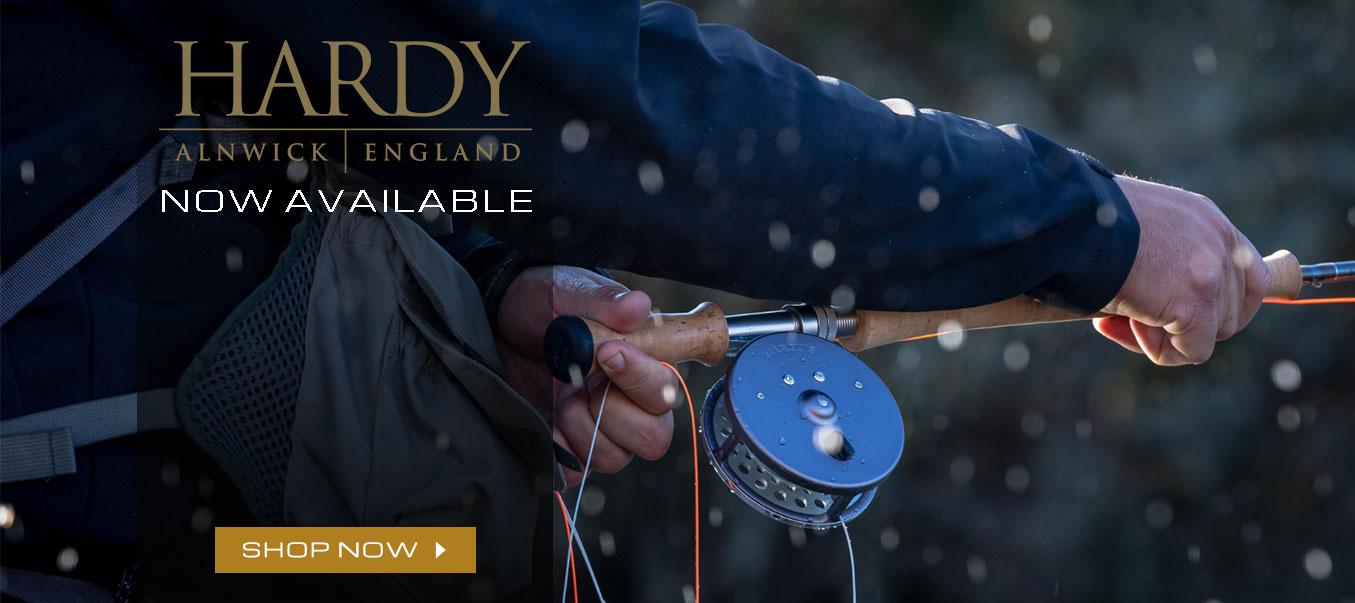 Hardy Reels Now Available