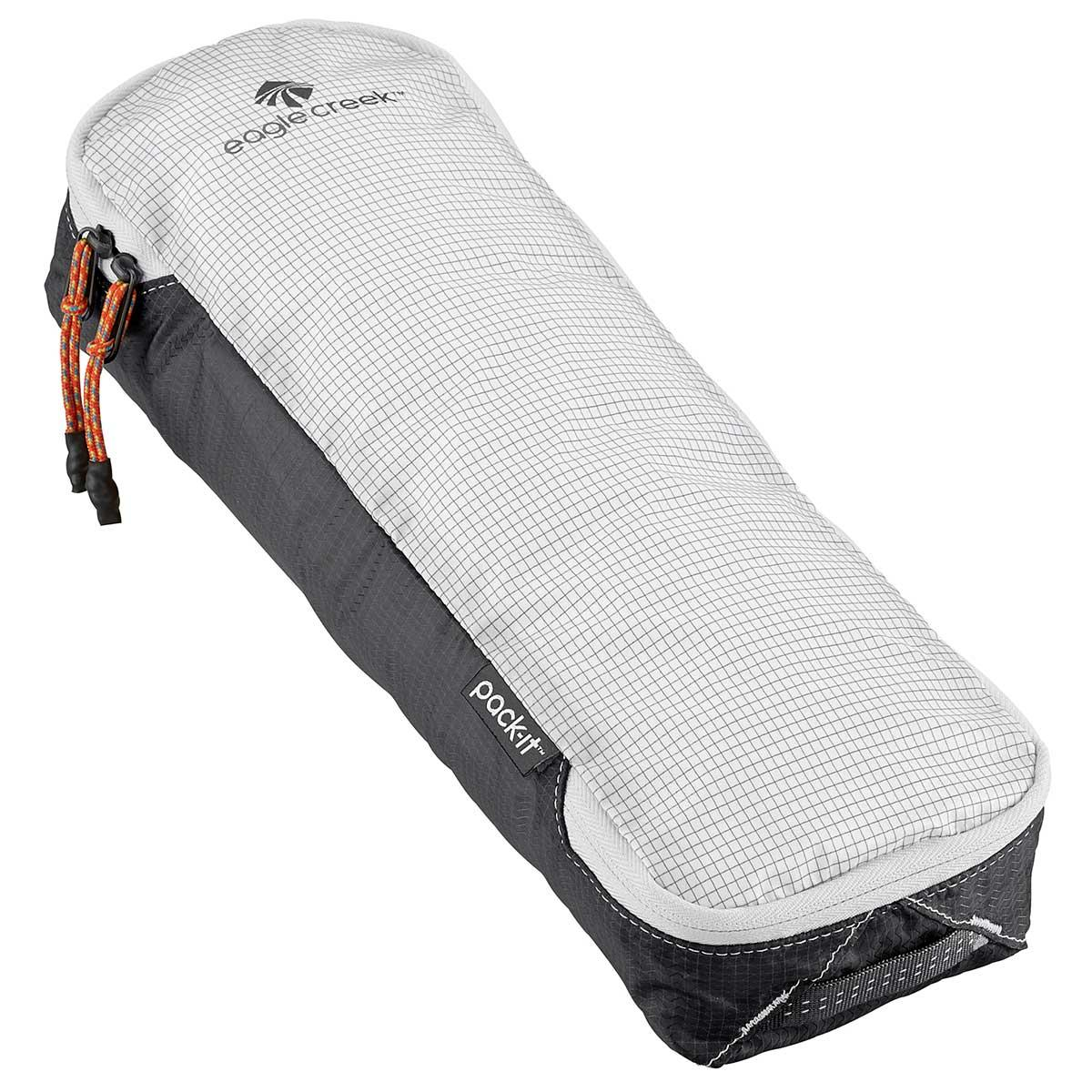 Eagle Creek Pack-It Specter Tech Slim Cube S in Black and White