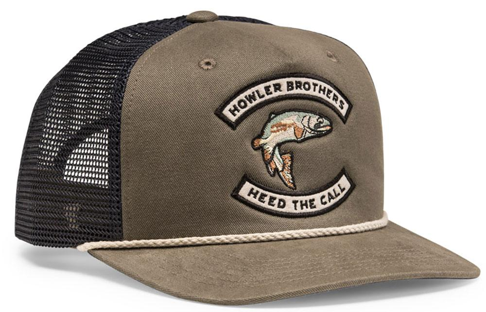 7cafdb3db1e Howler Brothers Trout Snapback Hat