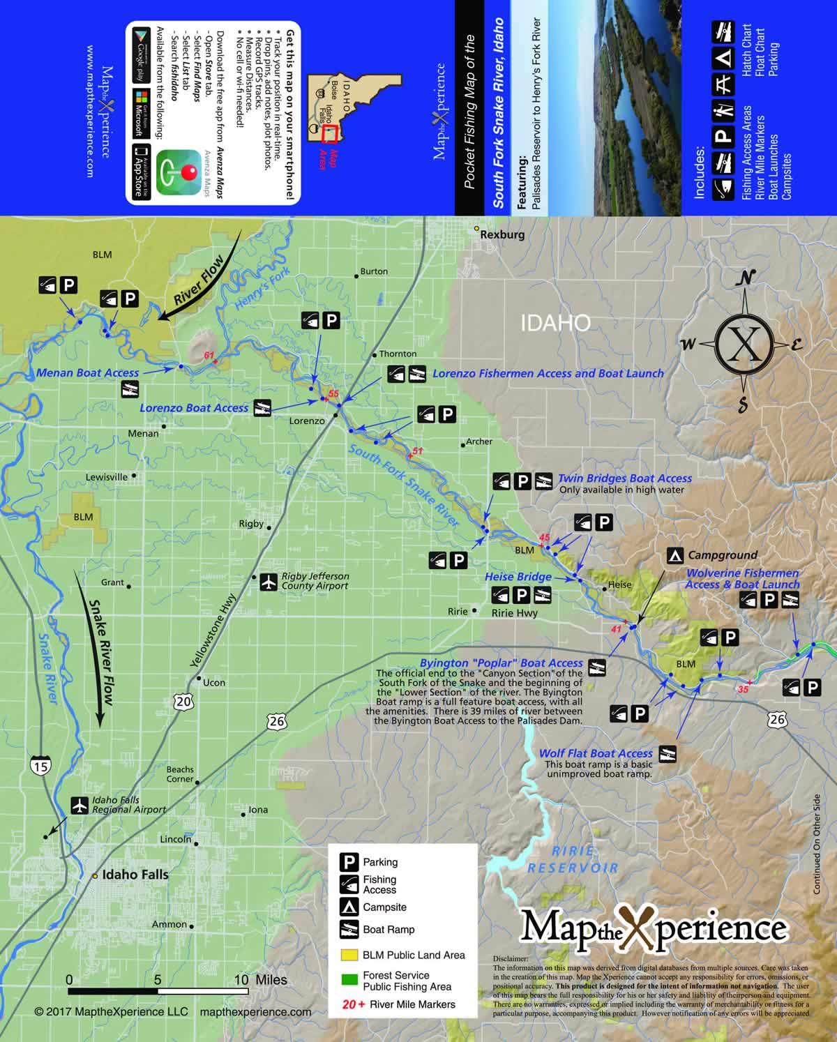 Maps   Vail Valley Anglers
