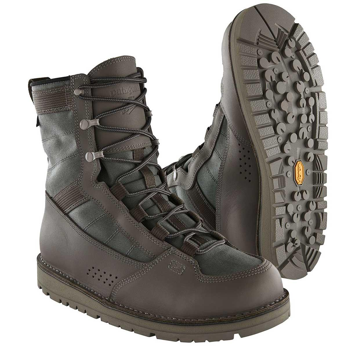 Patagonia River Salt Wading Boots in Feather Grey main view