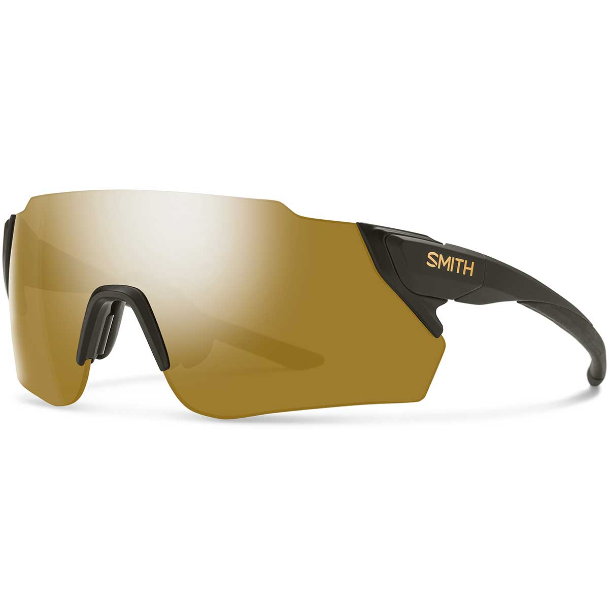 Smith Attack Max Sunglasses Chromapop in Matte Gravy with Bronze Mirror main view