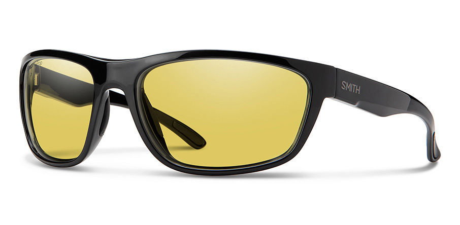 Smith Redding Sunglasses Polarized in Black with Ignitor main view