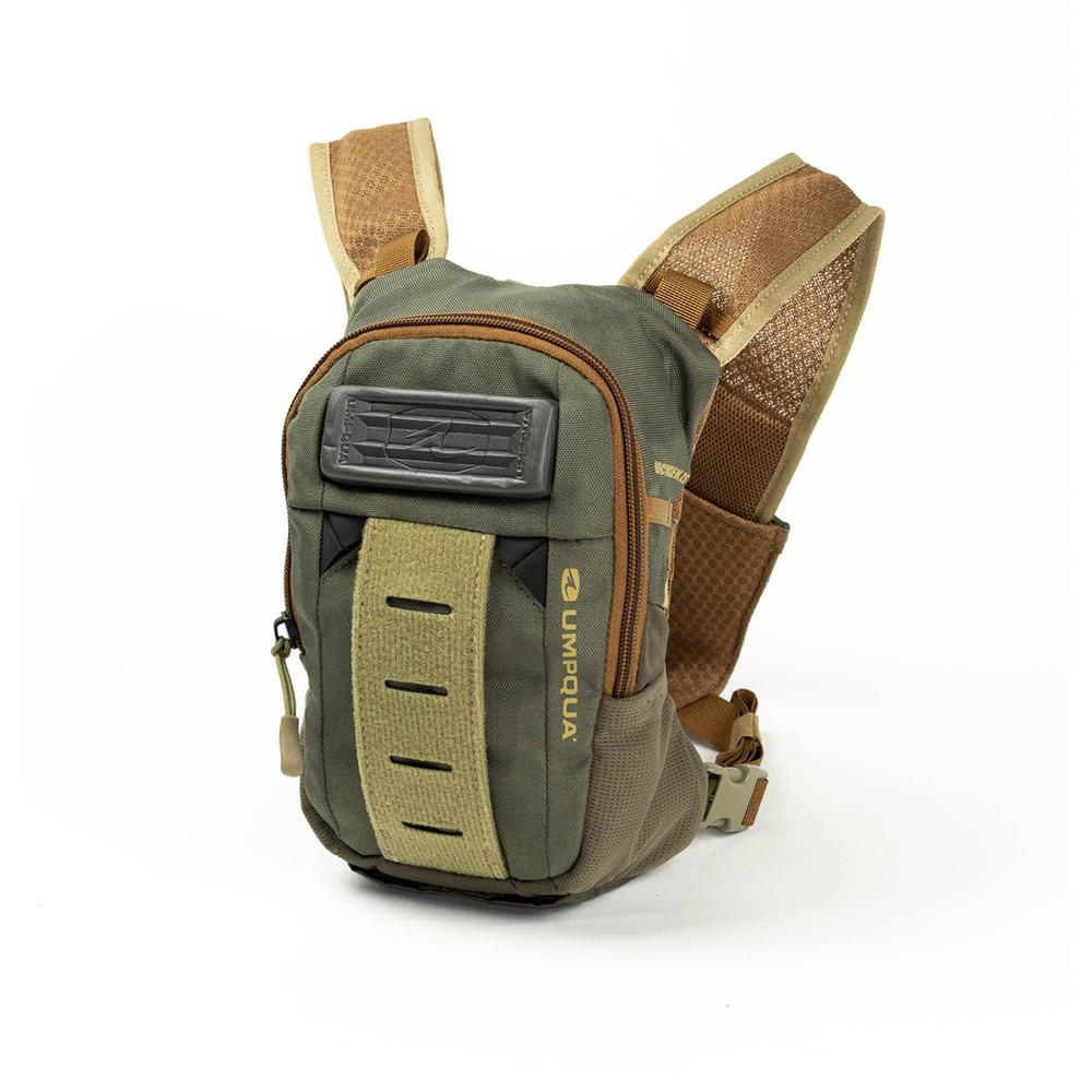 Umpqua ZS2 Chest Pack in Olive